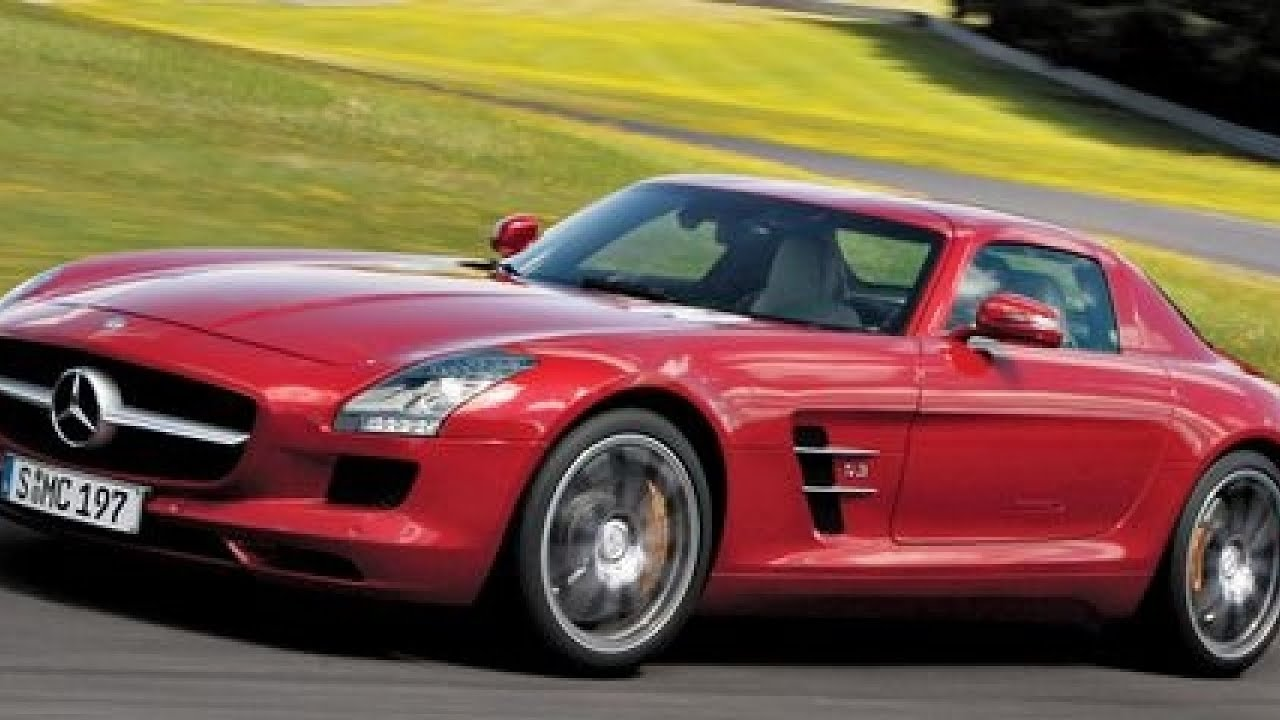 2011 MERCEDES-BENZ AMG® SLS Stock #: PW001252 Stock PW001252