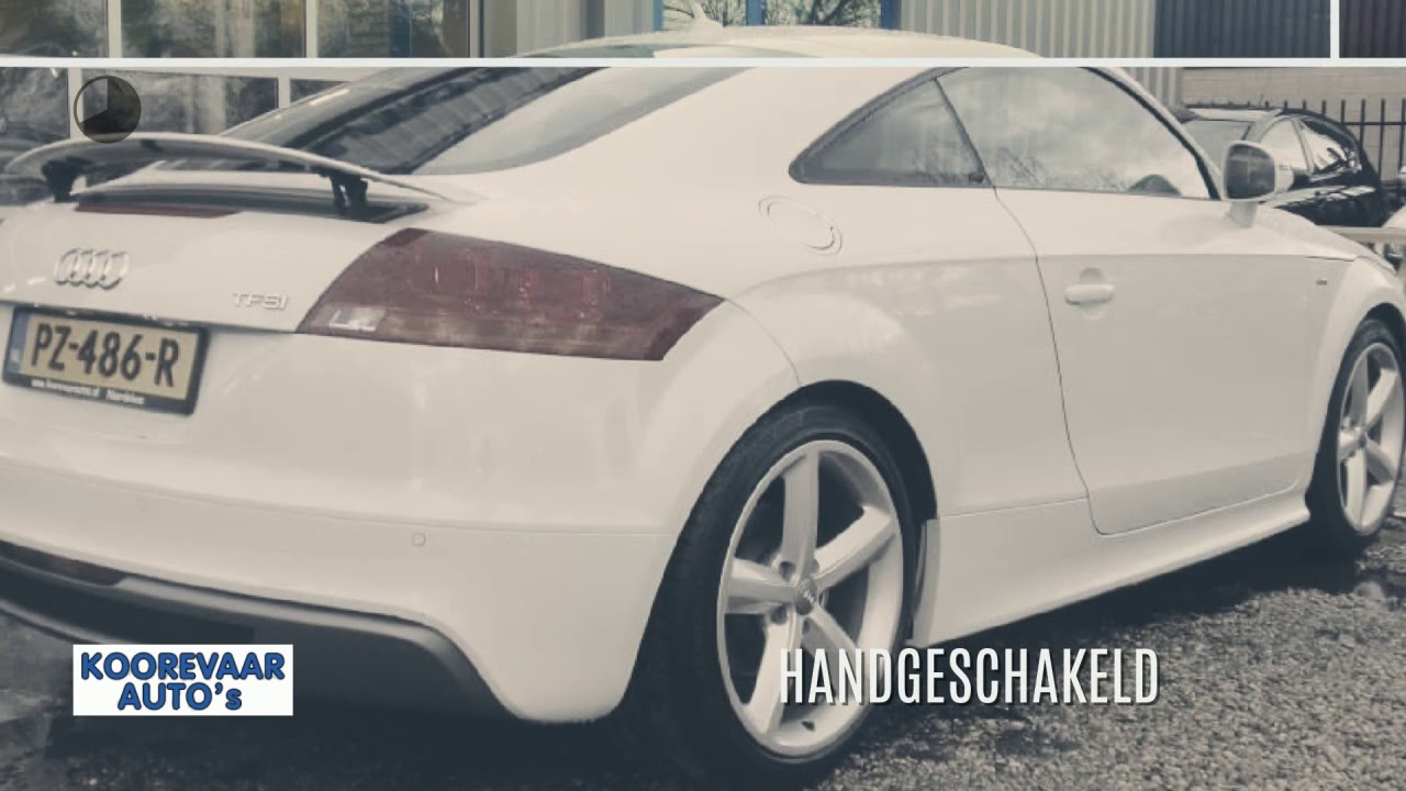 Audi TT 1.8 TFSI Pro Line S 6MND/12MND GARANTIE