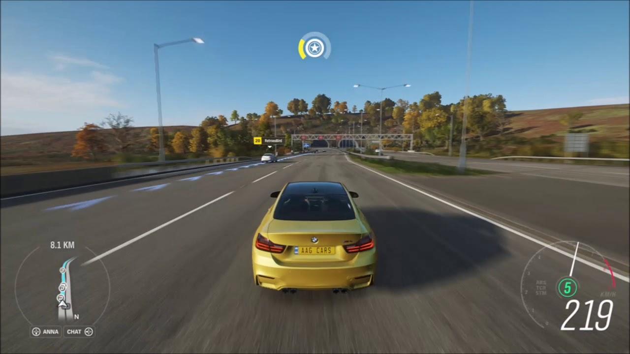 BMW M4 - Forza Horizon 4   Gameplay