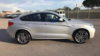 BMW X4 XDRIVE 2.0D 190 M SPORT BVA8 EXCEL CAR HUMMER PERPIGNAN