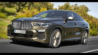 ✅  Der BMW X6 unterscheidet sich wieder deutlicher von seinem bekannten Plattformgeber X5. Jetzt gib