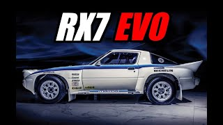 MAZDA RX7 GROUP B ROTARY ENGINE SOUND