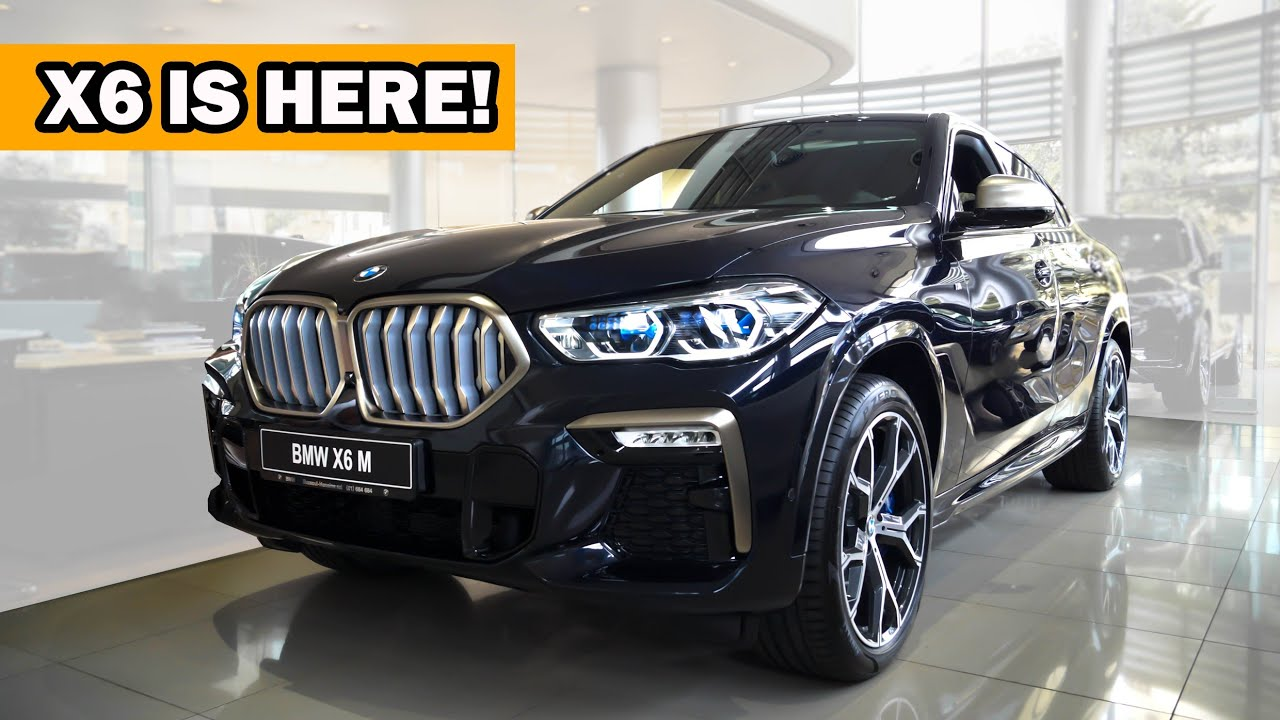 ALL-NEW X6!! 2020 BMW X6 (G06) Review | All You Need To Know