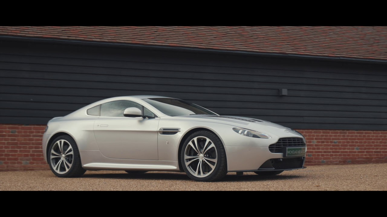 Aston Martin V12 Vantage  - NIcholas Mee & Co Ltd - Aston Martin Specialists