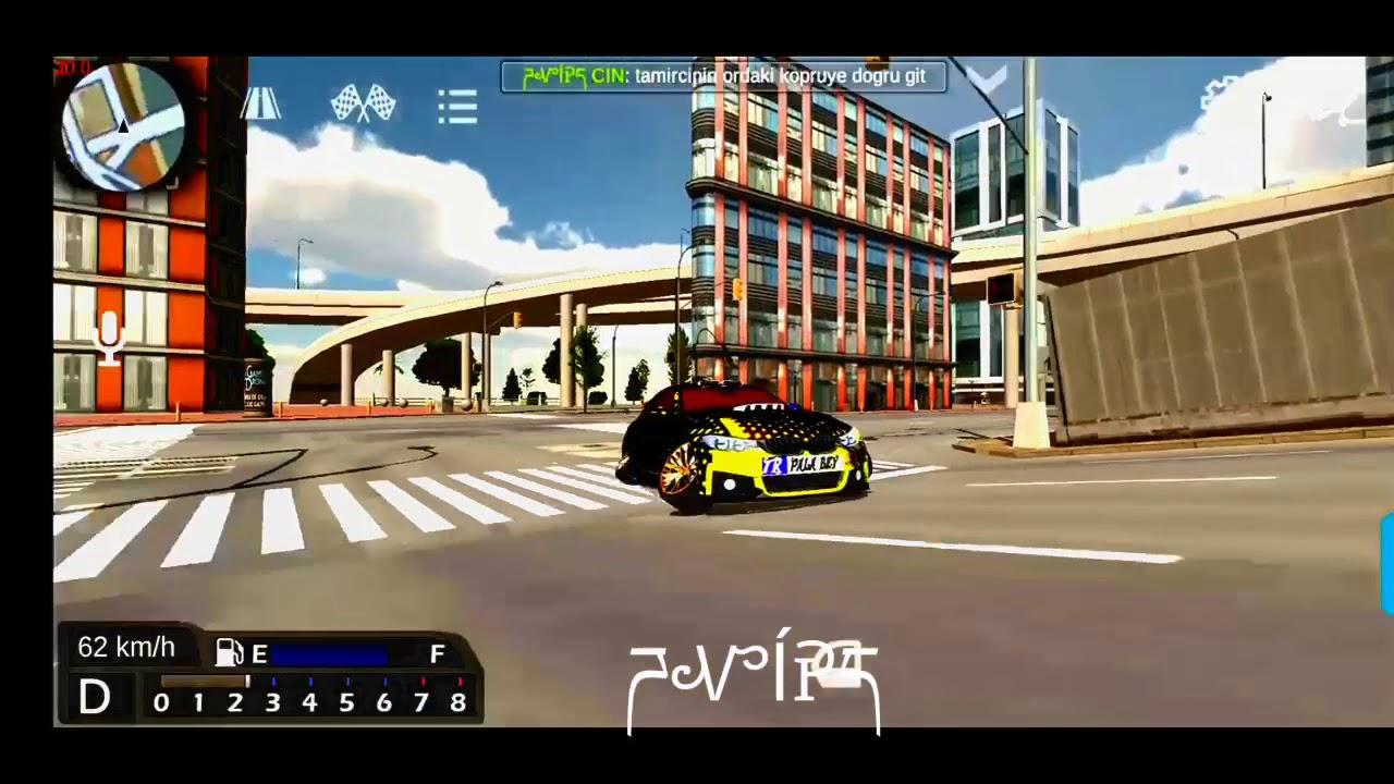 Car parking Bmw m4 (ozel istek edit)(Special request edit)