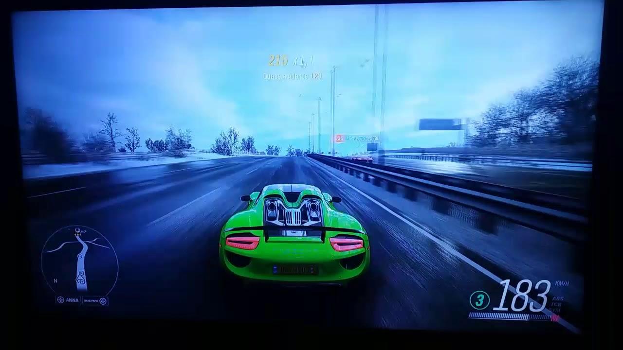 Forza Horizon 4 | Porsche 918 vs Apollo IE [ Gabriel Paf3]