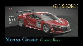 GT SPORT | NSX GR.4 / HONDA