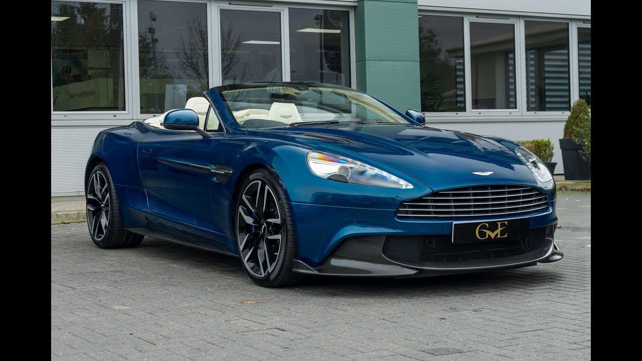 GVE London: Aston Martin Vanquish S