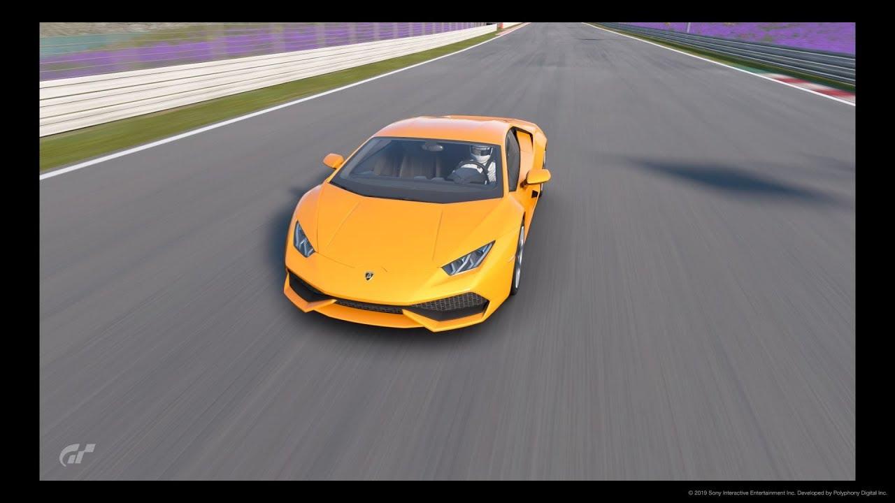 Lamborghini Huracan LP 610-4'15 | Circuit de Sainte Croix-A | GT Sport | PS4