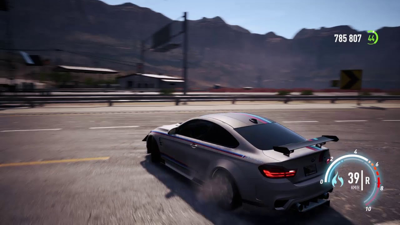 Need for Speed™ Payback TEST DRIVE - BMW M4 GTS