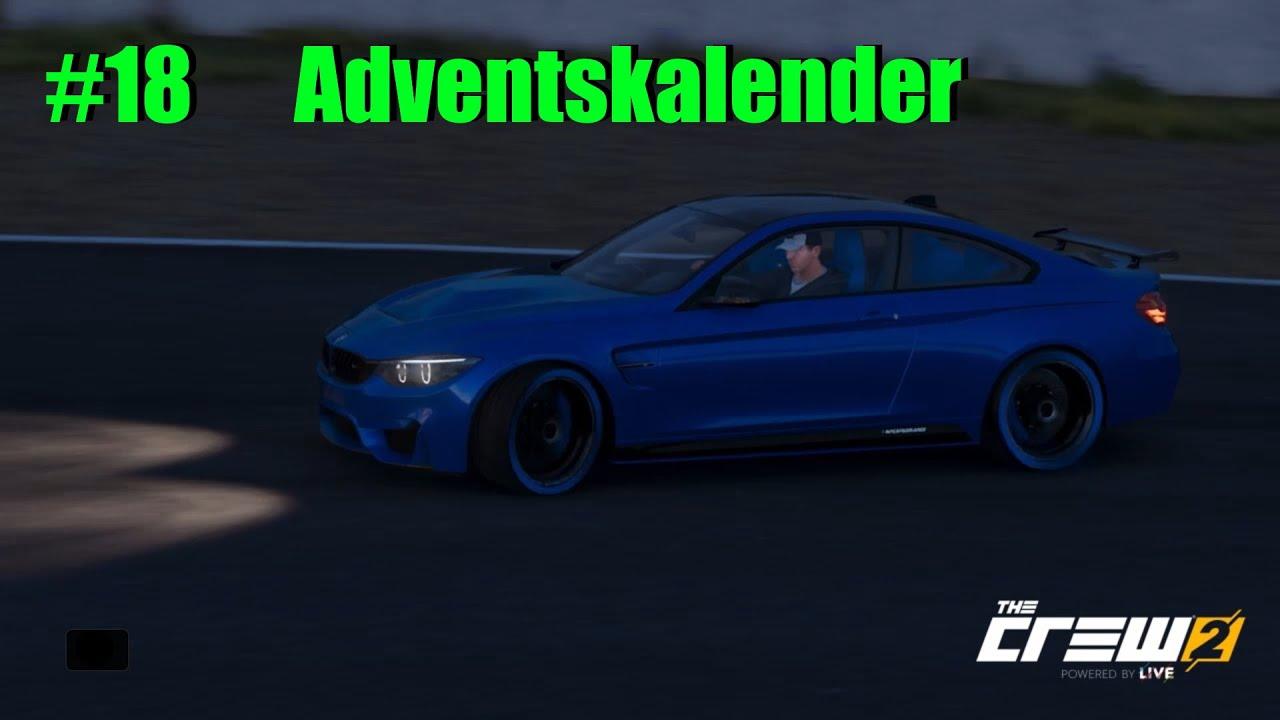 Adventskalender #18 BMW M4 MPerformance! The Crew 2  Deutsch  HD 