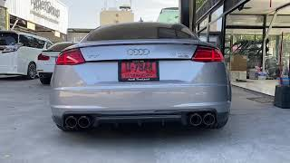 Audi TT🔥Exhaust By Type1Group