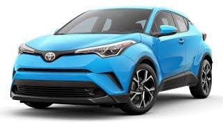 Toyota C HR (2020) Much better than Honda HR-V?  Full Review!