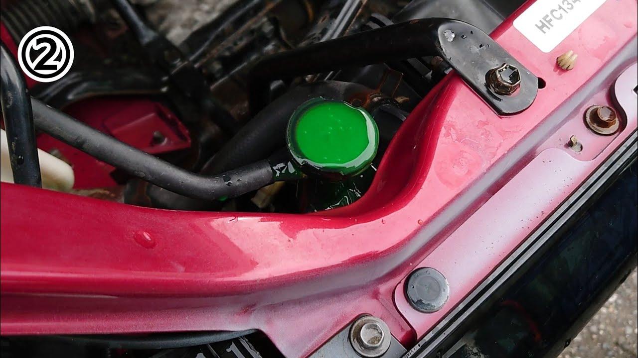 注意!ホンダのリアエンジン オーバーヒート兆候はこんな感じ バモス、ホビオ、Z、アクティ  part2