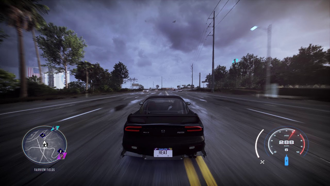 Need For Speed  Heat Mazda RX-7