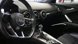 Used 2016 Audi TT Arlington Heights, IL #PJ2279