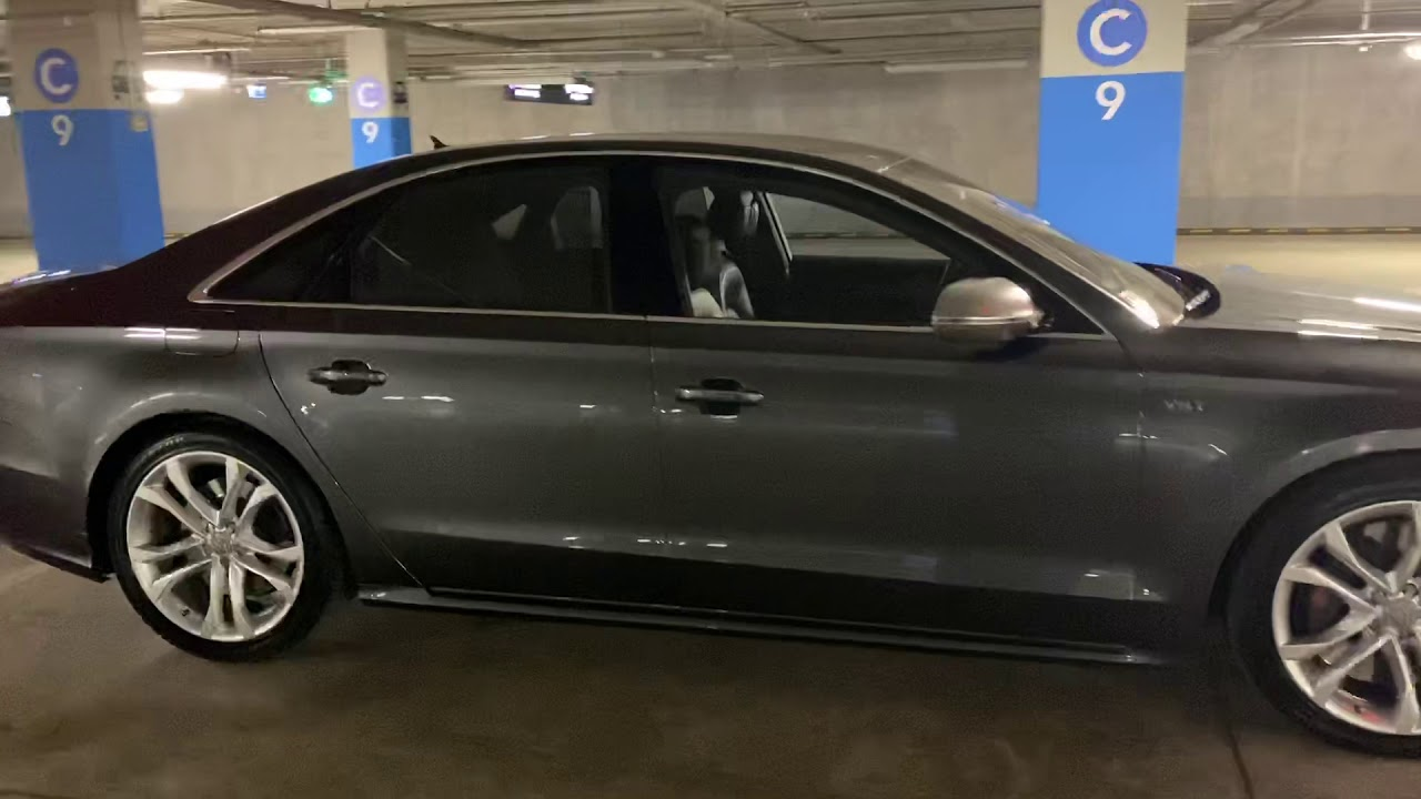 Audi S8 Daytona