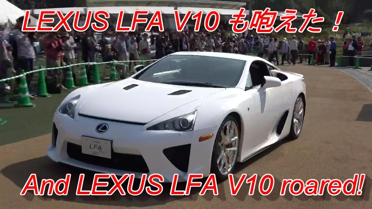 クラッシックカーフェスティバル トヨタ博物館収蔵車走行。Classic car festival.