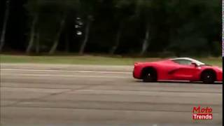 Ferrari LaFerrari Vs Bugatti Veyron Race Result AMAZING