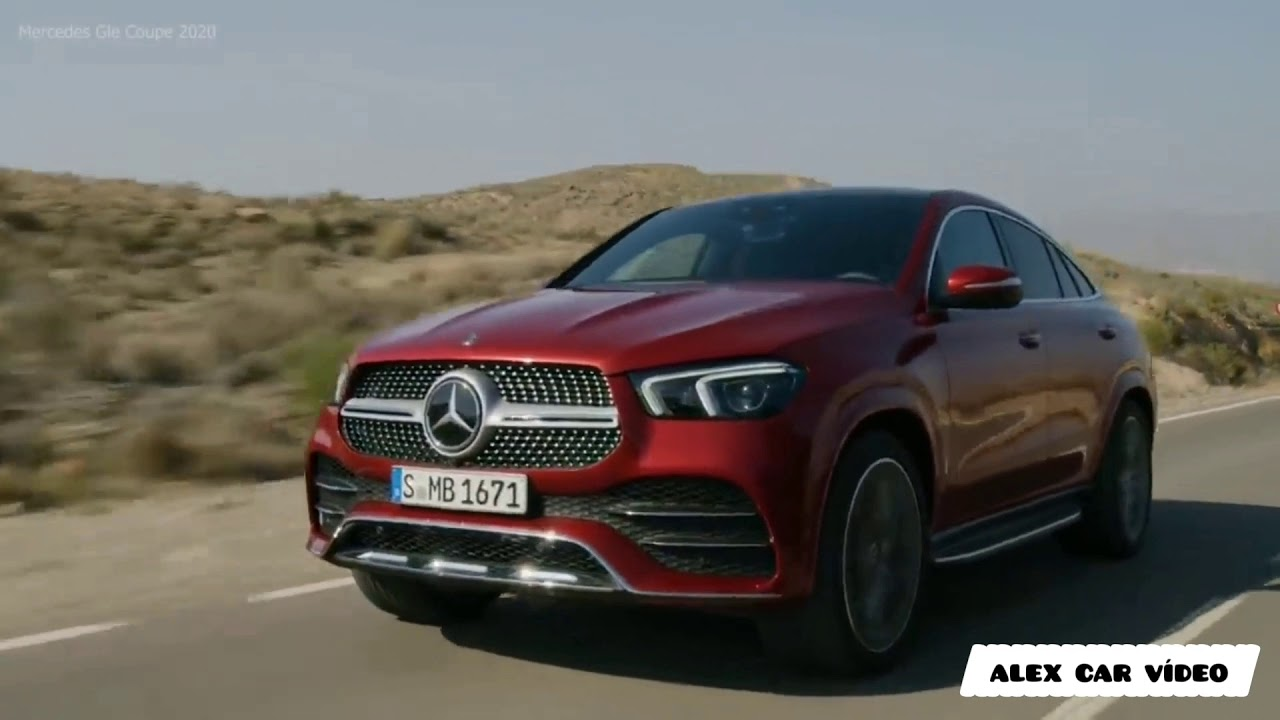 Mercedes GLE 2020 VS Bmw X6 2020 #ALEXCARVIDEO