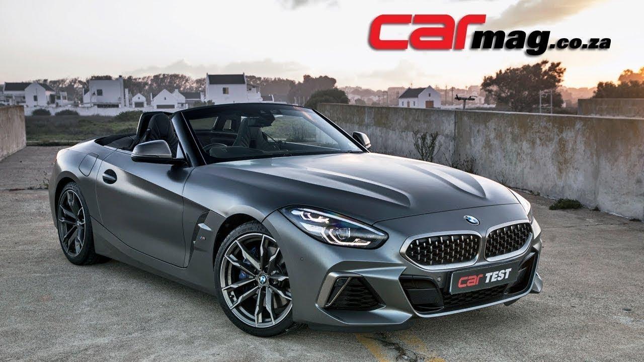 ROAD TEST: BMW Z4 M40i Steptronic