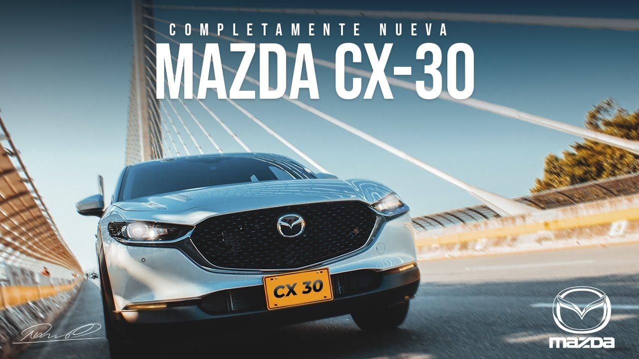 🔥 TOTALMENTE NUEVA MAZDA CX-30 2020  / ¿PERFECTA para la FAMILIA? / VERSIÓN COLOMBIANA 🔥