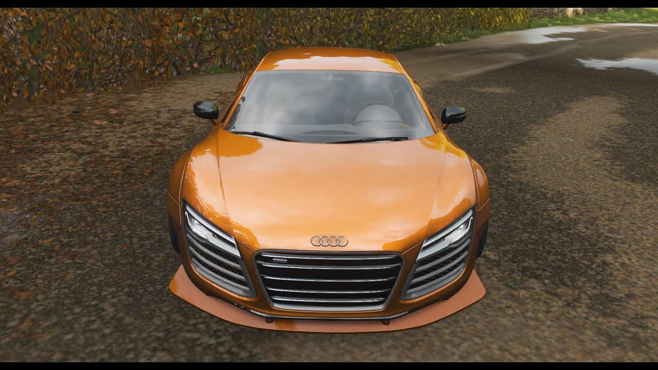 Audi R8 Coupe  - Forza Horizon 4