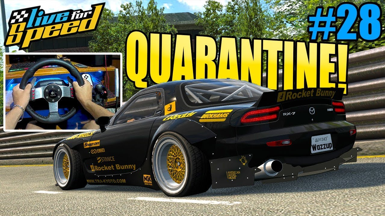 """TESTING MAZDA RX-7 RB 