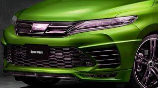 2020 トヨタ 新型 ハリアー フルモデルチェンジ日本発売!3列シート7人乗りモデル追加はない見通し!