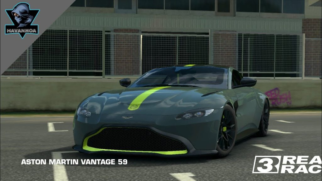 Aston Martin Vantage 59 8 Real Racing 3