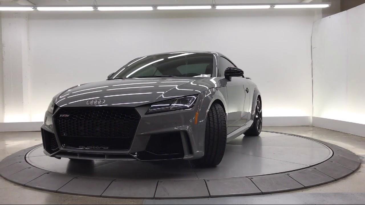 2018 Audi TT RS Beverly Hills  Los Angeles  West Hollywood  Studio City  Venice
