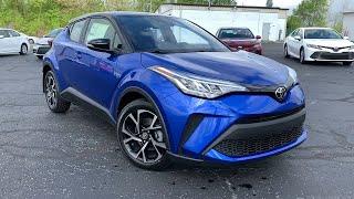 2020 Toyota C-HR South Bend, Mishawaka, Elkhart, Warsaw, Granger, IN 121310