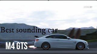 Forza Horizon 4- BMW M4 GTS (Logitech G920)