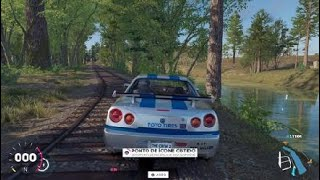 Nissan Skyline GT-R (R34) 2002 - The Crew 2