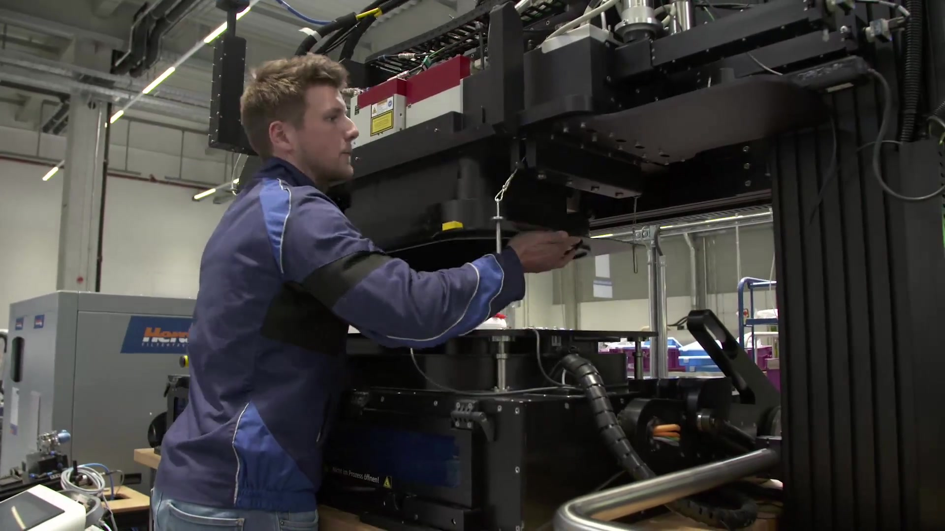 BMW Group Additive Manufacturing Campus - Additive manufacturing metal