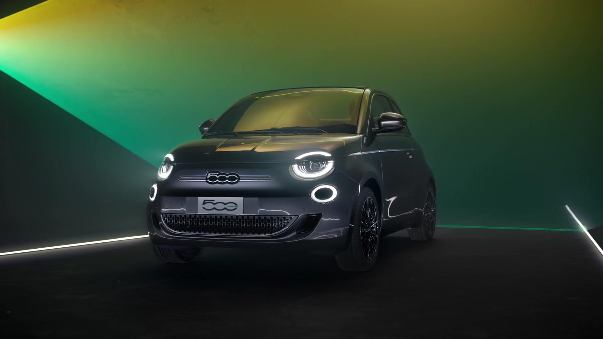 """Fiat 500 """"la Prima"""" Preview"""