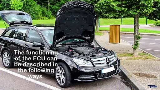 Important Functions of Engine Control Unit