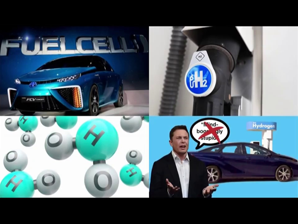 [2020] Hydrogen cars ARE the future and they do make sense, here's why