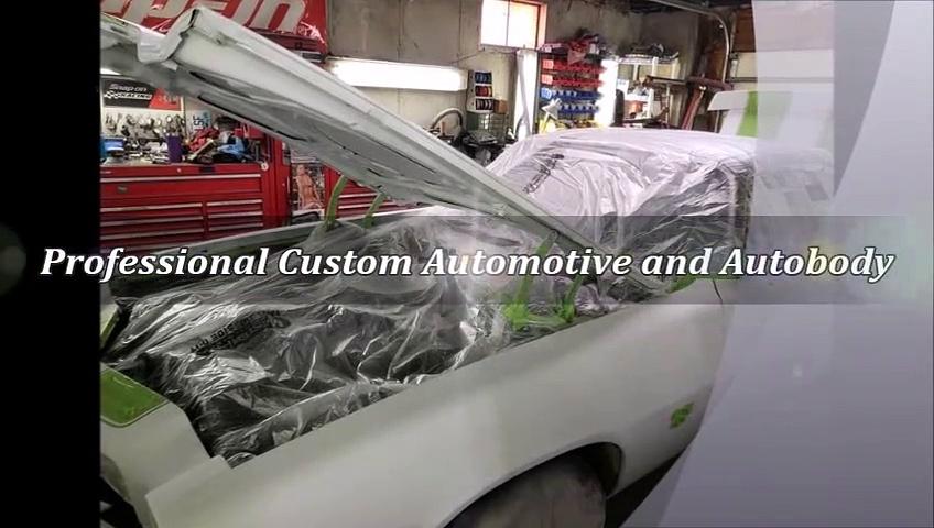 Professional Custom Automotive and Autobody
