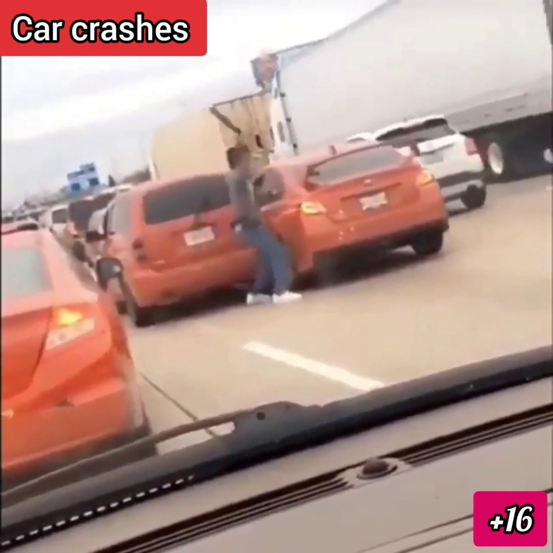 Road rage crazy people compilation