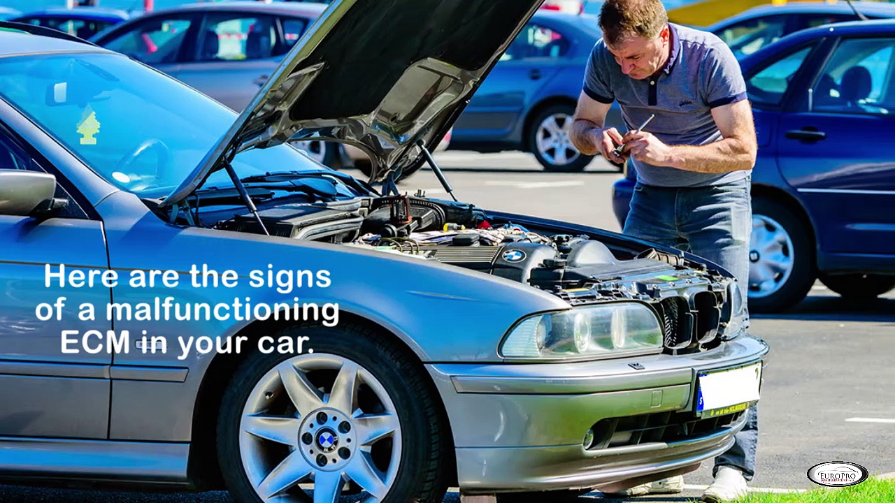 Signs of a Malfunctioning ECM in Your Car