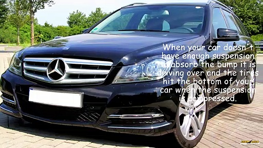 Symptoms of Faulty Suspension & Steering Systems