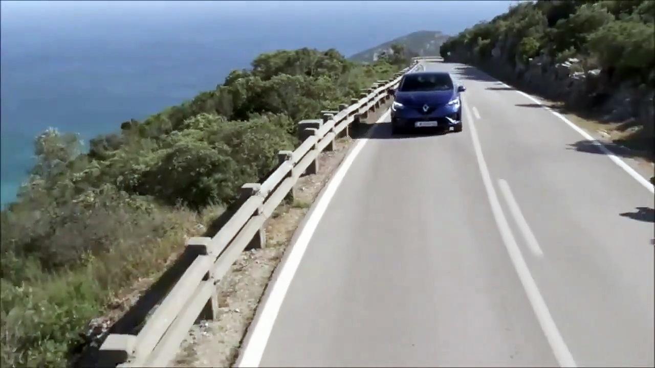 RENAULT CLIO R.S. Line 2020 l Drive & Design