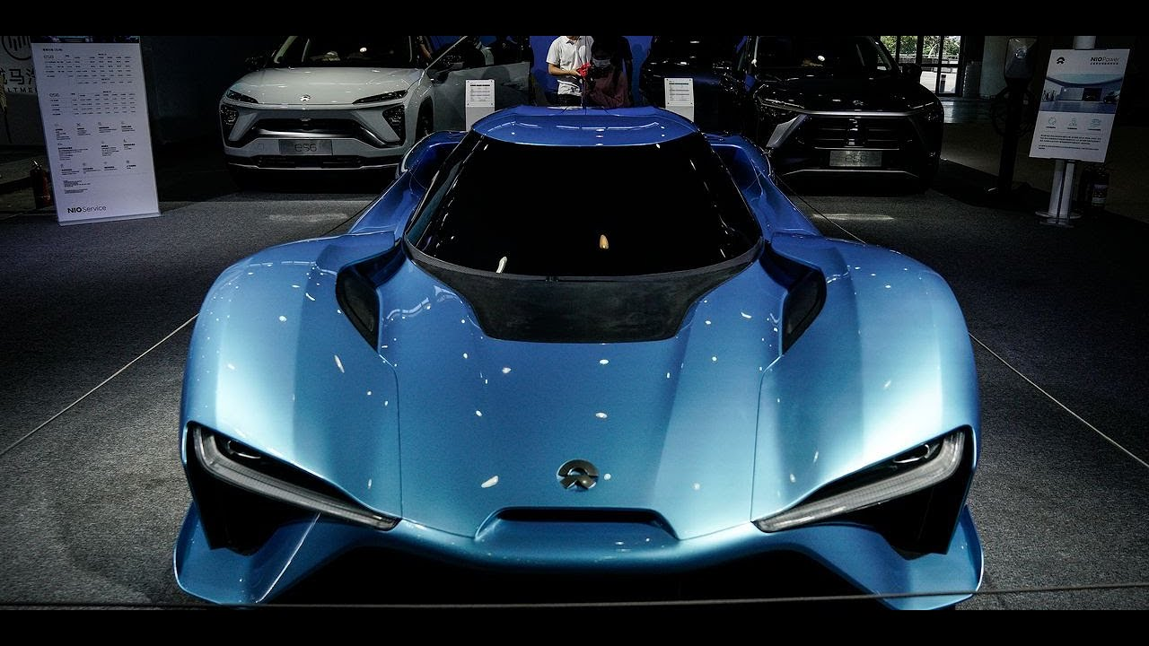NIO Stock Can Double. J.P. Morgan Explains Why.