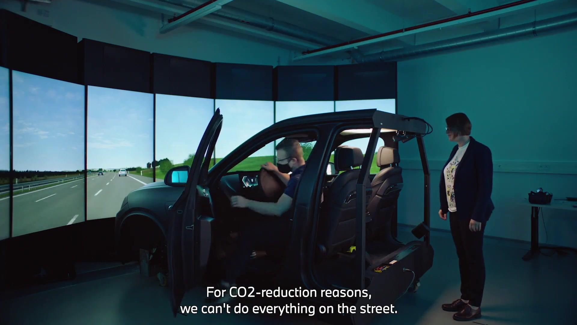 BMW #NEXTGen 2020 – Deep Dive Driving Simulation Centre