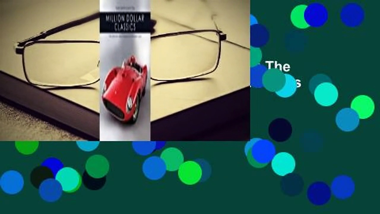 Full version  Million Dollar Classics: The World's Most Expensive Cars  Best Sellers Rank : #5