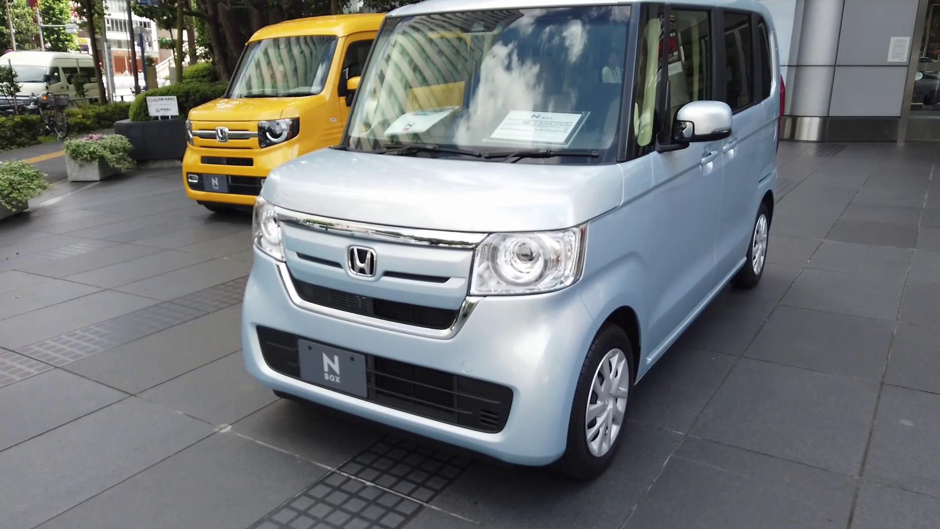 「HONDA N-BOX G・EX Honda SENSING」 ホンダ エヌボックス