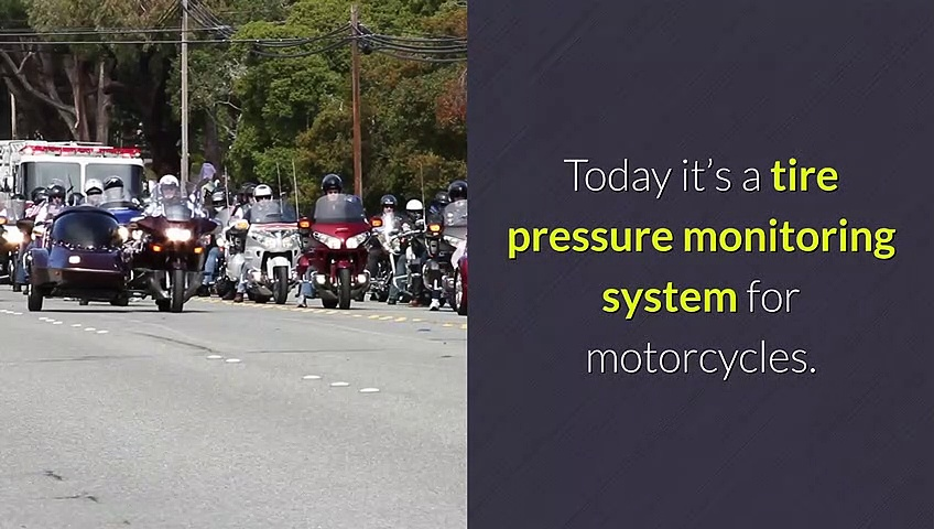 Our Best Motorcycle TPMS System - a tire pressure monitor for all bikes and seasons