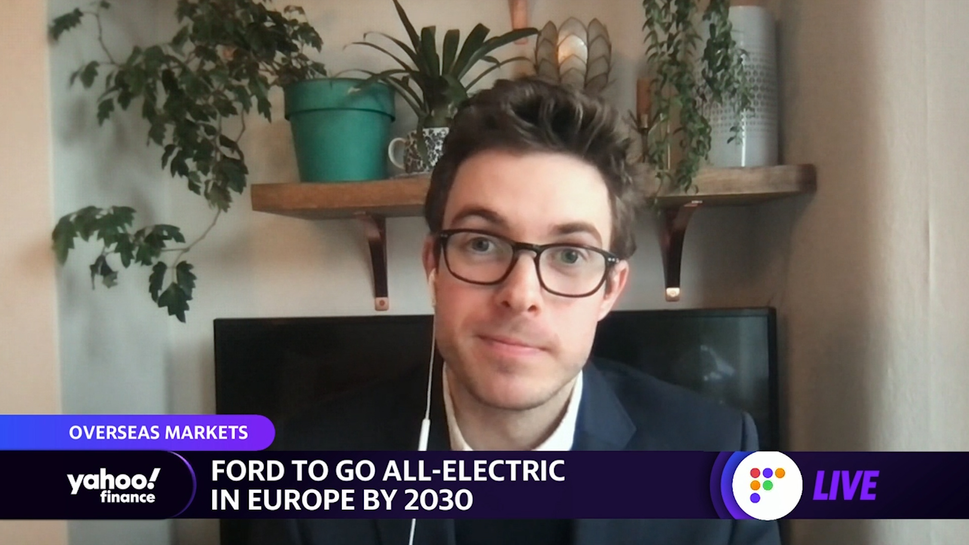 Ford to go all-electric in Europe by 2020
