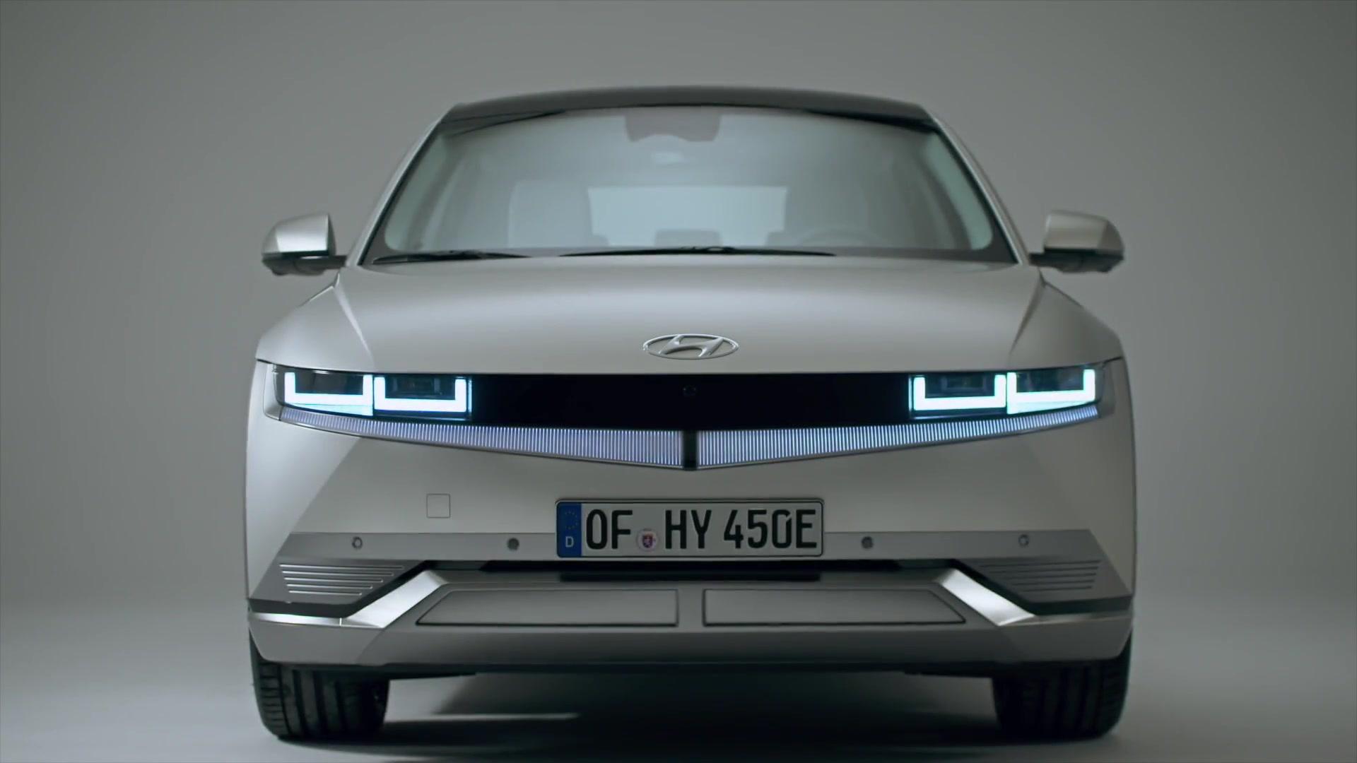 All-new Hyundai IONIQ 5 Exterior Design